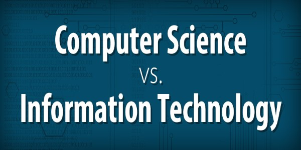 Information Technology Degree And Computer Science Degree